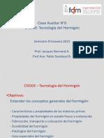 Clase Auxiliar 0 PSB