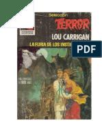 Carrigan Lou - Seleccion Terror 407 - B - La Furia de Los Insti