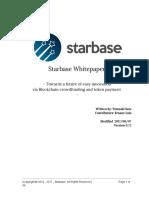 Starbase Whitepaper 06072017