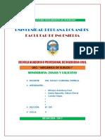 Monografia - Mecanica de Suelos i(Zanjas y Calicatas)