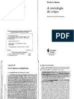 Breton. Cap II, III, VII - a sociologia do corpo.pdf