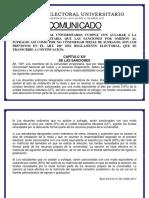 0628 b Sanciones Proceso Electoral