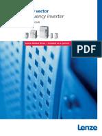 Lenze 8200vector Brochure