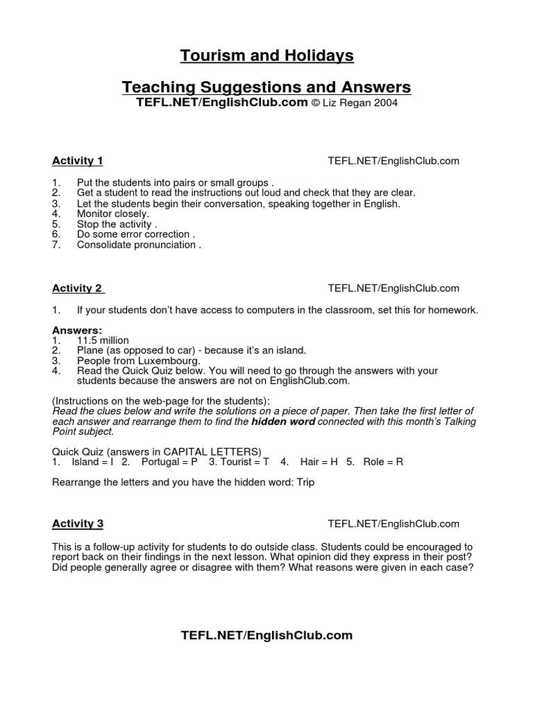 tp homework englishclub
