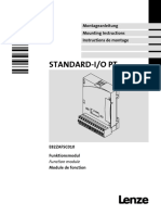 e82zafsc010 Standard-io Pt Fif Module v6-1 de en Fr