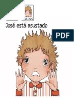 José está asustado | Aprendices Visuales