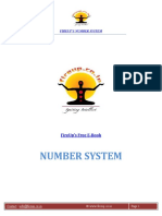 Number System Questions for practice for CAT.pdf