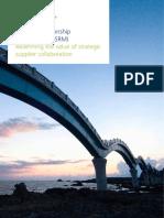 Supplier Relationship Management 2015