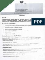 CV Detailé KBD 2017