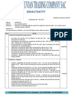 PRES. N° 58 -SERVICIO DE TERMOFUSION  DE LINEA DE AGUA DE MAR