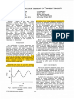 PWM Drive Filter Inductor Influence on Transient Immunity PAPER