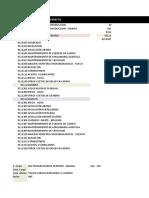 Creacion Cuentas - Centros de Costos - Colibri 2016