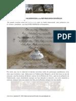 Cementerio de Valdenoceda y Los Republicanos Españoles