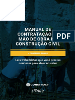eBook Manual de Contratação e Leis Trabalhistas