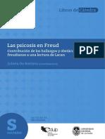 Las psicosis en Freud