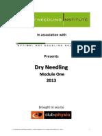 Module one dry needling .pdf