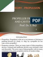 Ship-Theory Propulsion 1