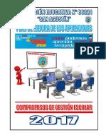 Plan de Mejora de Los Aprendizajes 2017