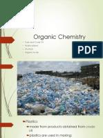 1.1 Organic Chemistry