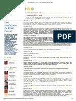 Los Cuadernos de Emil Cioran_ Fragmentos Del 741 Al 760