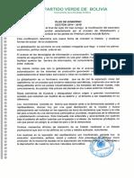 Pvb - Partido Verde de Bolivia
