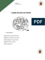 Trabajo Derecho de Familia