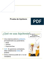Prueba de Hipotesis (1)