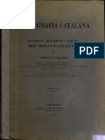 Sigillografía catalana