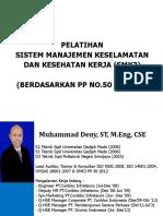 1. Modul Pemahaman SMK3 PP 50 2012.pdf