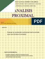 Analisis Proximal Jueves