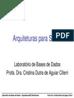 Arquitetura de Banco de Dados