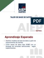 Plantilla PPT AIEP
