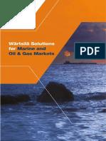 Wartsila Brochure_Marine Solutions 2016