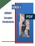 01 - Introduccion a La Logica