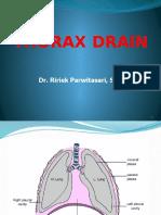 Thorax Drain