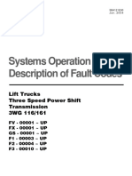 3 Speed Trans Fault Codes