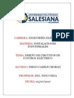 Instalaciones Indrustriales _ Diego Camejo M