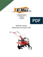 Ghid Montaj Pro Series 750 - O-mac1