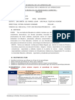 INFORME  de Plan de  Mejora  agosto (1).doc