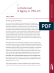 The US Arms Control and Disarmament Agency in 1961–63