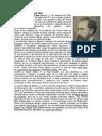 Biografía de José Joaquín Palma II