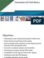 Field Basic Fundamental & Drive Parameters