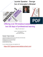 gips summer institute