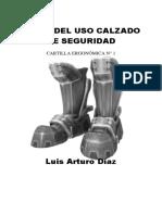 Norma Ergonomica Del Calzado
