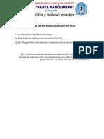 Requerimiento de Las Kermesse (ANNIE Y TIFFANYU