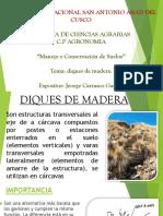 Diques de Madera