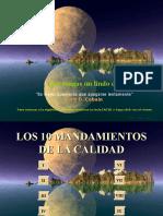 10 MANDAMIENTOS DE CALIDAD.pps