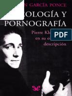 Garcia Ponce, Juan - Teologia y pornografia [38763] (r1.0).epub
