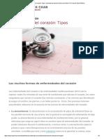Enfermedad Del Corazón_ Tipos _ La Fuente de Nutrición _ Harvard School TH Chan de Salud Pública