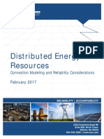 Distributed Energy Resources Report